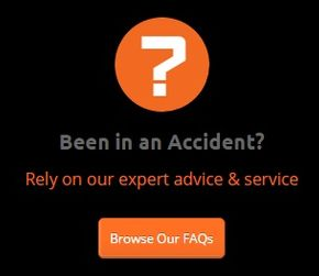 Been in an Accident? - Rely on our expert advice and service - Browse Our FAQs
