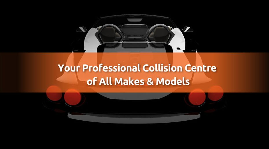 Your Professional Collision Centre of All Makes & Models - Car repaired