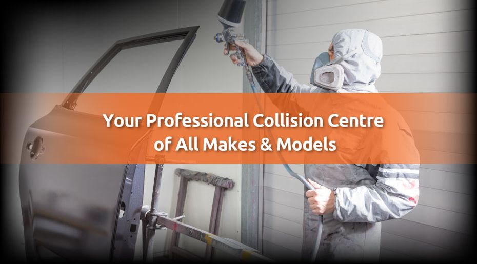 Your Professional Collision Centre of All Makes & Models - Collision repair